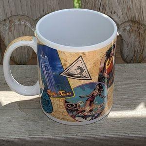 Hawaii Coffee Mug Vintage Hawai'i Cup ABC Stores